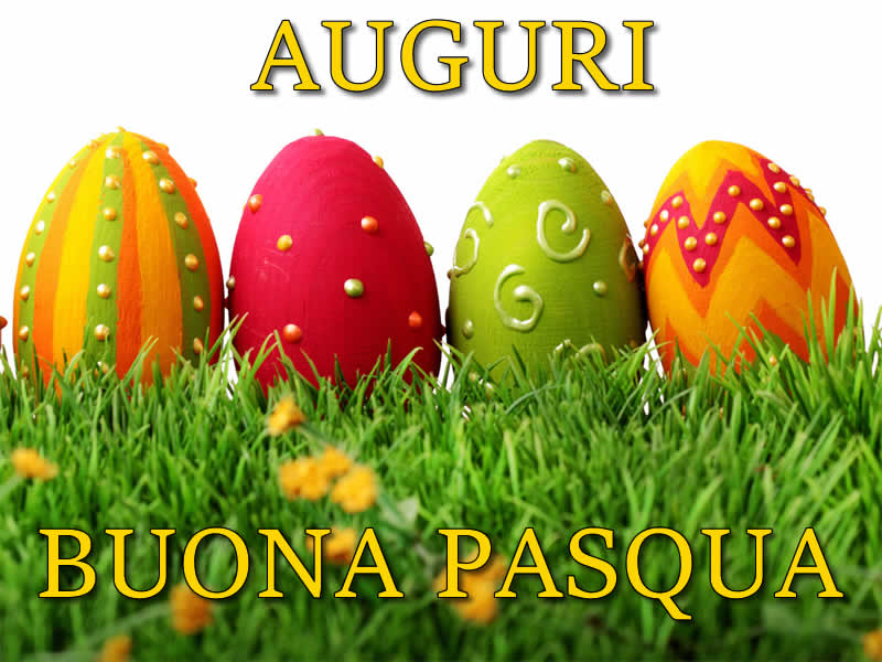 Bella immagine Auguri Pasqua