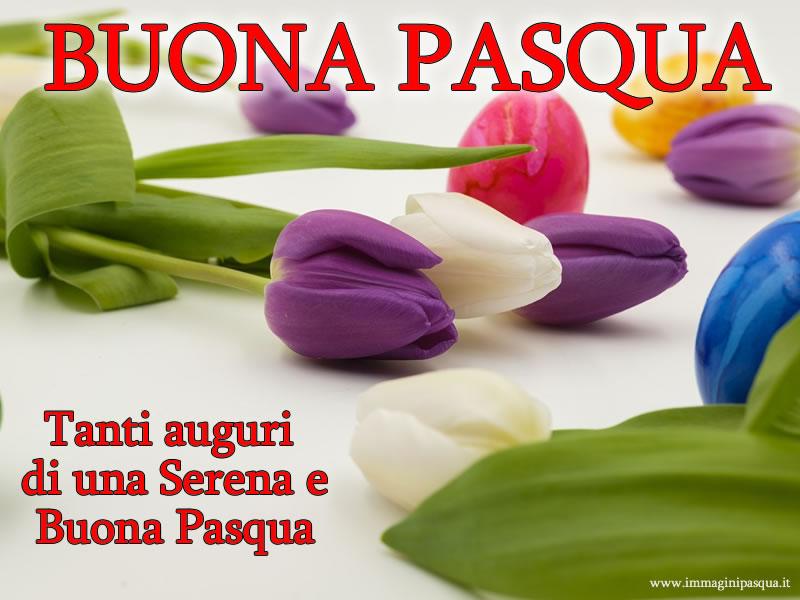 Auguri Serena e Buona Pasqua