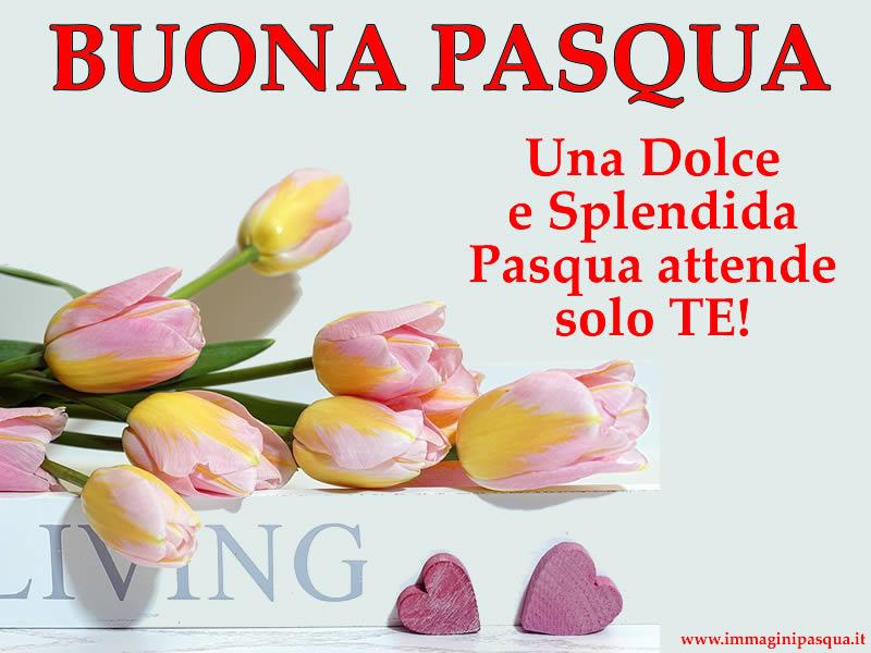Augurio Buona Pasqua