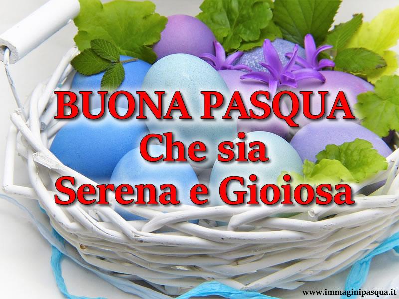Buona Pasqua Amici