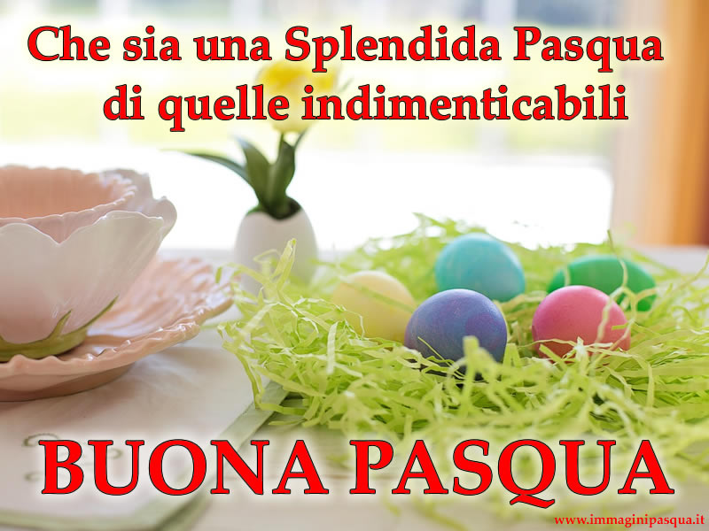 Frasi Buona Pasqua
