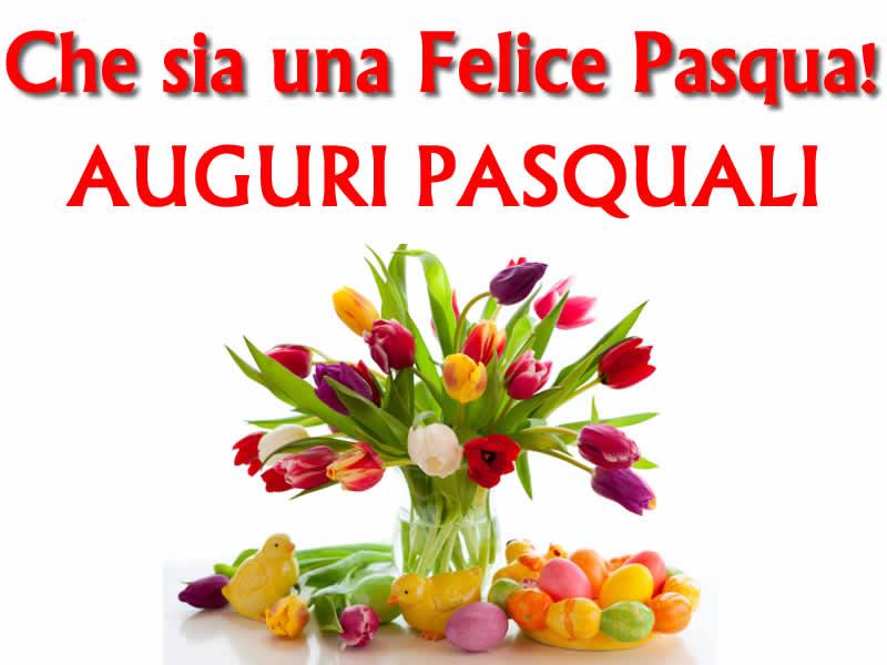 Auguri Felice Pasqua