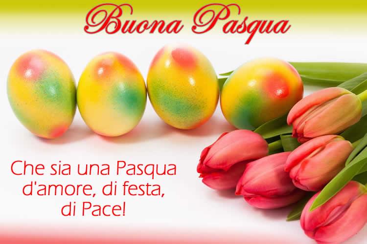 Immagine Auguri Pasqua
