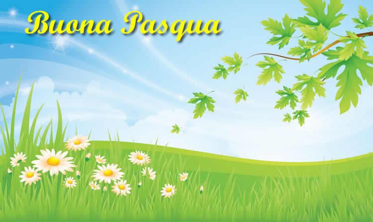 Immagine Buona Pasqua Primavera
