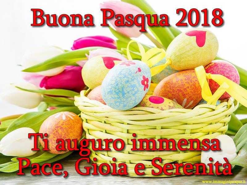 Buona Pasqua i migliori auguri