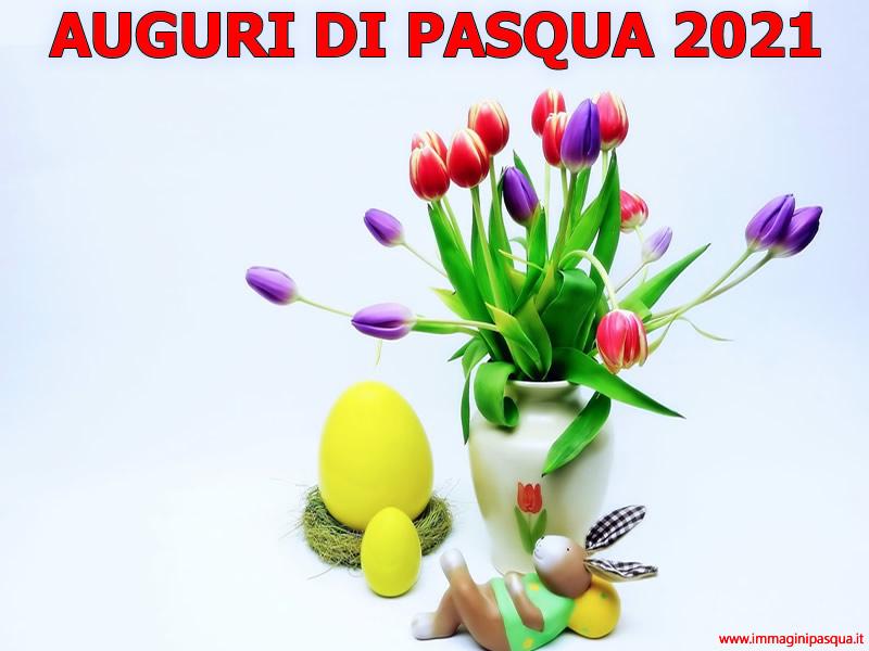 Auguri Pasqua 2021